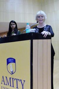 india-podium