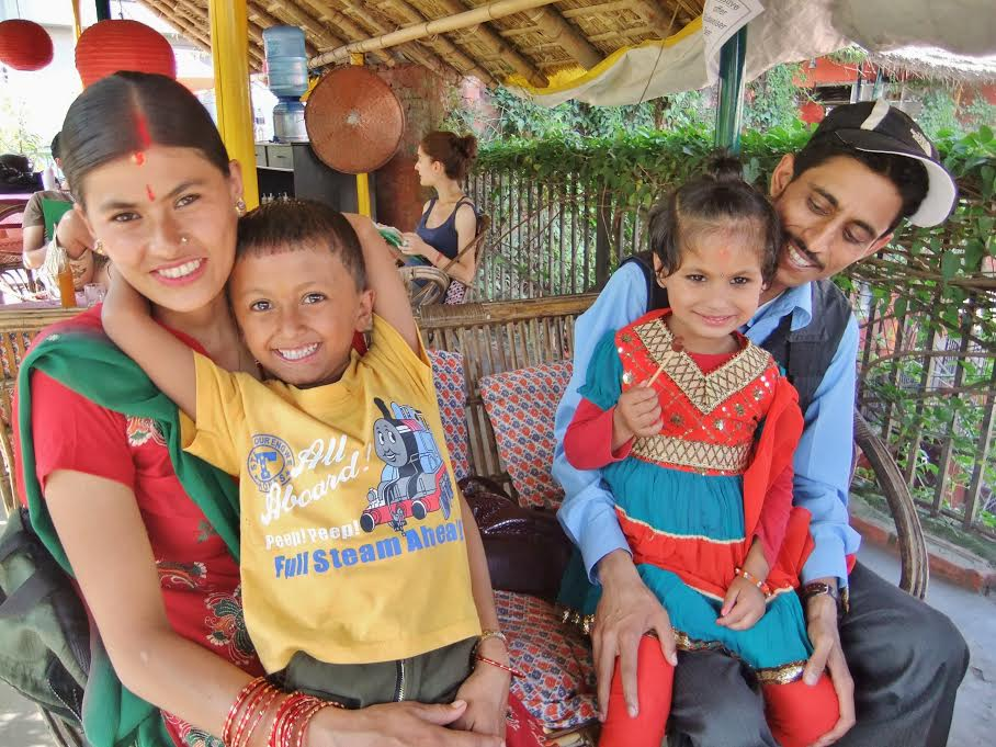 Hari and Family