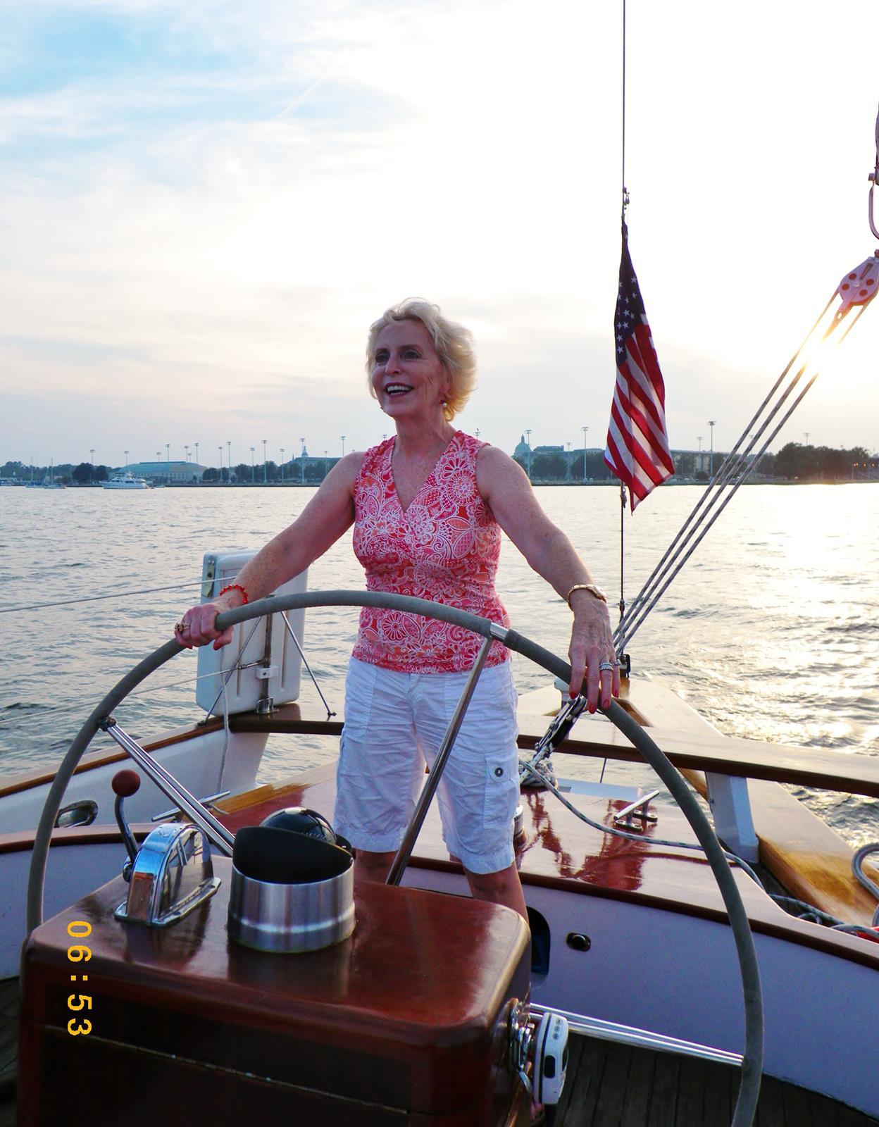 Savoring and Sailing
