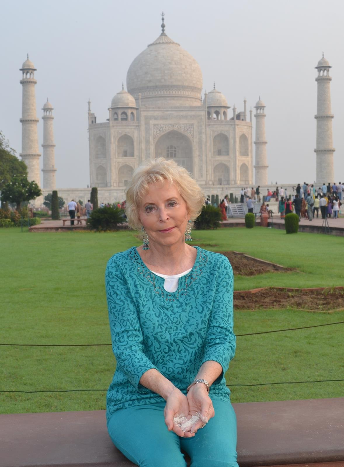 Savoring at Taj
